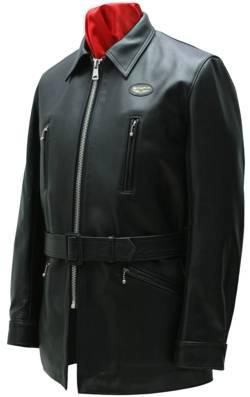 Lewis Leathers Black Arrow Jacket